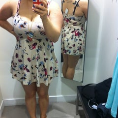 Photo taken at H&M by Courtney C. on 4/20/2012