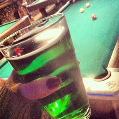 Photo taken at Rack Daddy's Billiards by Nicole Z. on 3/18/2012