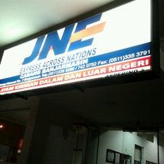 Photo taken at JNE... by Rahmah A. on 6/26/2012