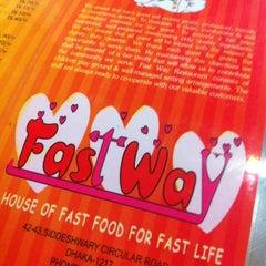 Photo taken at FASTWAY FAST FOOD by Khaan M. Saakib Us S. on 8/25/2012