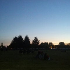 Photo taken at Centennial Park by Tony R. on 7/5/2012