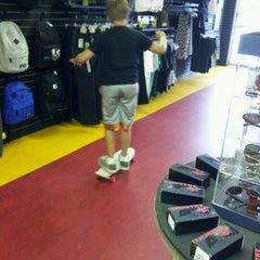 Photo taken at the SB skate co. by Ernie D. on 8/4/2012