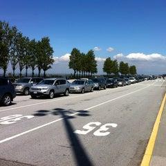 Photo taken at Tsawwassen Ferry Terminal by Nicole C. on 6/11/2012