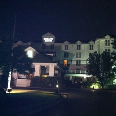 Photo taken at Embassy Suites by Hilton Pittsburgh International Airport by Charles S. on 7/3/2012