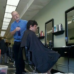 Photo taken at Hair Crew by Karen S. on 5/20/2012