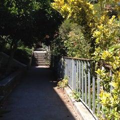 Photo taken at Greenwich Steps by Geoff on 8/27/2012
