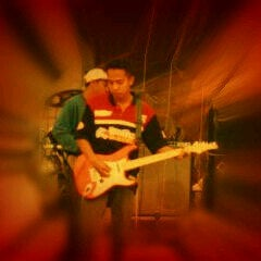 Photo taken at Motion radio studio by Ismarsudi I. on 2/22/2012