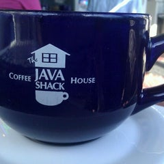 Photo taken at Java Shack by Gloria E. on 3/11/2012