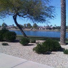 Photo taken at Sierra Verde Park by Christian W. on 3/3/2012