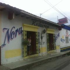Photo taken at Restaurante Nora by Fernando F. on 9/7/2011