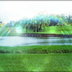 Photo taken at El Tigre Golf and Country Club by @moises on 8/18/2012