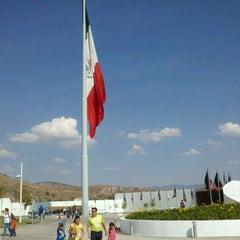 Photo taken at Parque Guanajuato Bicentenario by Ernesto N. on 11/20/2011