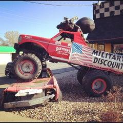 Photo taken at Daytona's All Sports Cafe by Dan K. on 10/30/2011