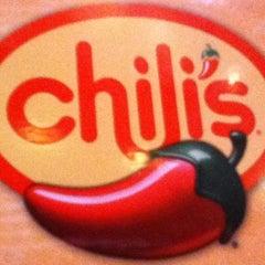 Photo taken at Chili's Coatzacoalcos by Iliana C. on 7/1/2012