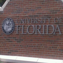 Photo taken at University of Florida by Royce L. on 9/21/2011