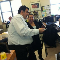 Photo taken at NYC Department of Education Zerega Ave Office by Denise R. on 3/20/2012