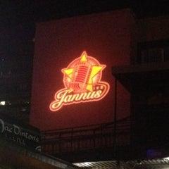 Photo taken at Jannus Live by Sunny Wynn B. on 5/5/2012