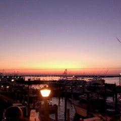 Photo taken at Oakland's Restaurant & Marina by Derrick P. on 9/2/2011