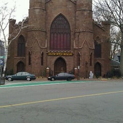 Photo taken at Salem Witch Museum by John B. on 2/15/2012
