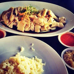 Photo taken at BB Hailam Chicken Rice by thewhenger™ on 9/7/2012