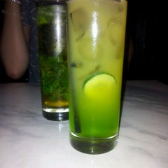 Photo taken at Berlin Cafe & Lounge by Patricia M. on 8/31/2012