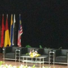 Photo taken at APITI Auditorium by Aedi Asman P. on 3/21/2011