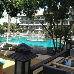 Photo taken at Pattawia Resort and Spa by เฟรบเป้ F. on 8/23/2012