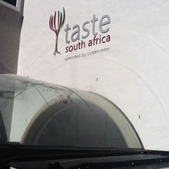 Photo taken at Taste South Africa by Erich Z. on 10/14/2011