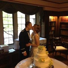 Photo taken at Pine Knob Mansion by Scott T. on 8/26/2012