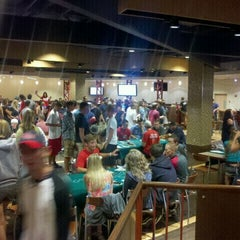 Photo taken at Nicholson Food Court by Raymond S. on 8/26/2011