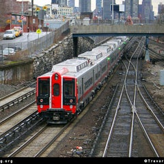 Photo taken at ttmg Fan Spot - Mott Haven Junction by Trevor L. on 3/8/2011