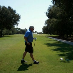 Photo taken at Palmetto Dunes Oceanfront Resort by Blanche T. S. on 9/2/2011