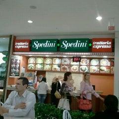 Photo taken at Spedini Trattoria by Katia P. on 10/4/2011