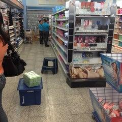 Photo taken at Farmatodo by Luis H. on 1/17/2012