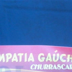 Photo taken at Simpatia Gaucha Churrascaria by Fernando N. on 9/13/2011