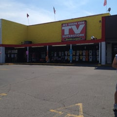 Photo taken at World's Largest As Seen on TV Store by Regina A. on 6/24/2012