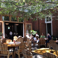 Photo taken at Leaf Cafe & Bar by Ryan W. on 6/22/2012