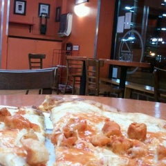 Photo taken at Ian's Pizza by the Slice by Jonathan R. on 10/19/2011