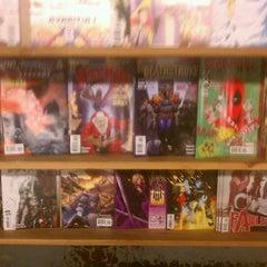 Photo taken at Comics Dungeon by Elliot M. on 12/27/2011