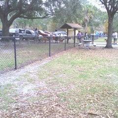 Photo taken at Al Lopez Dog Park by Jeff K. on 12/11/2011