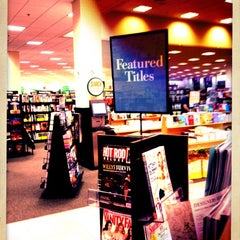 Photo taken at Barnes & Noble by T-Bone C. on 5/3/2012