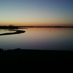 Photo taken at Pier 121 Marina by Yazhuo L. on 12/28/2011