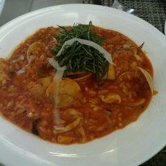 Photo taken at 비키친 (B_Kitchen) by Monica B. on 6/14/2012