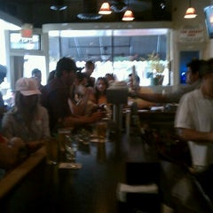 Photo taken at Curbside Cafe by Joe A. on 7/28/2012