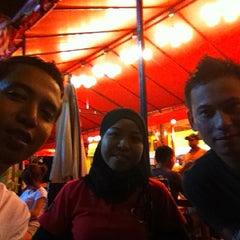 Photo taken at Sawarabina Cafe by Muhammad F. on 11/20/2011