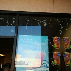 Photo taken at Tea Zone by Katie Y. on 12/21/2011
