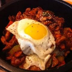 Photo taken at Dolsot House | K-Town BBQ Korean Restaurant by Dave G. on 10/11/2011