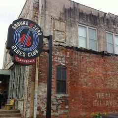 Photo taken at Ground Zero Blues Club by Amanda Lynn N. on 2/17/2012