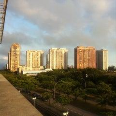 Photo taken at Espaço Rio Design by George P. on 1/30/2012