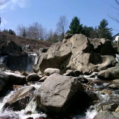 Photo taken at Wilmington Flumes by Tim R. on 4/13/2012